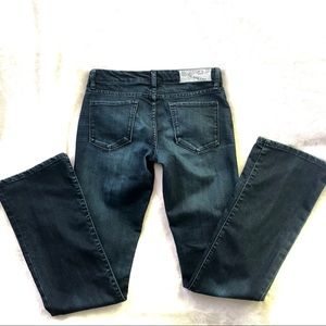 [BlankNYC] 5 pocket bootcut dark-wash jeans size29